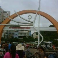 Photo taken at Cảng Cát Bà by 20th J. on 7/28/2012