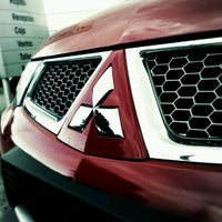 Photo taken at Motorysa Mitsubishi Colombia by Alejandro B. on 3/22/2012