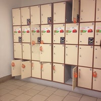 Photo taken at Silpo by Olga S. on 4/3/2012