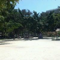 Photo taken at Praça Antero de Quental by Rafael M. on 9/3/2012