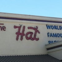 Photo taken at The Hat by Joe G. on 9/2/2012