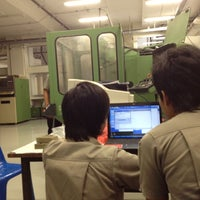 Photo taken at Department of Tool & Materials Engineering by Chirawut N. on 3/12/2012