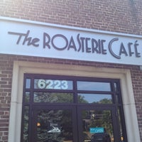 Photo taken at The Roasterie Cafe by Dana R. on 7/1/2012