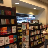 Photo taken at Barnes & Noble by Pedro M. on 8/10/2012