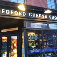 Photo taken at Bedford Cheese Shop by Mudd Club J. on 4/14/2012