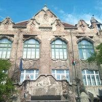 Photo taken at Országos Pedagógia Könyvtár és Múzeum by Kővári V. on 5/24/2012