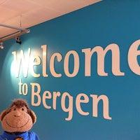 Photo taken at Bergen Lufthavn, Flesland (BGO) by J D. on 5/29/2012