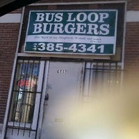 Photo taken at Bus Loop Burgers by Shakarra W. on 3/6/2012