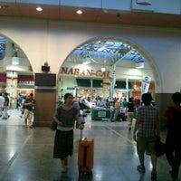 Photo taken at Ueno Station by monyurun も. on 8/23/2012
