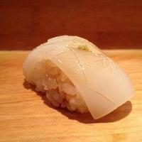 8/5/2012 tarihinde David L.ziyaretçi tarafından Sushi Yasuda'de çekilen fotoğraf