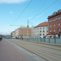Photo taken at Ocelářská (tram) by Daniel D. on 4/4/2012