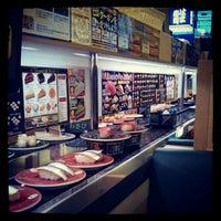 4/14/2012にKazHがはま寿司 鈴鹿中央通店で撮った写真