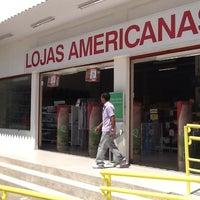 Photo taken at Lojas Americanas by Marco Antonio S. on 5/6/2012