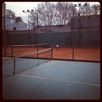 Photo taken at Puente Tenis Club by Diego N. on 6/10/2012