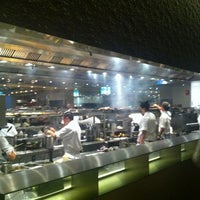 Photo taken at Rockpool Bar & Grill by Julie B. on 3/10/2012
