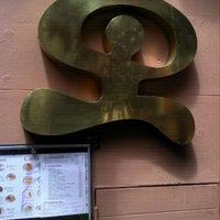 Photo taken at Indalo Tapas by Gustavo M. on 5/1/2012