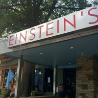 Photo taken at Einstein's by Mark H. on 5/14/2012