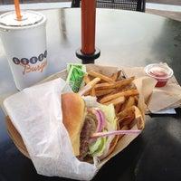 Photo taken at Googie Burger by Dan B. on 8/1/2012