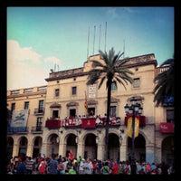 Foto tomada en Plaça de la Vila por Marc el 8/6/2012