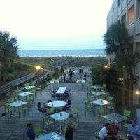 Photo taken at Huck's Lowcountry Table by Paige W. on 5/12/2012