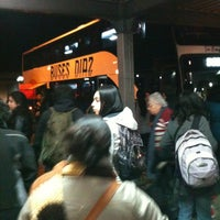 Photo taken at Terminal de Buses Curicó by Pablo L. on 6/3/2012