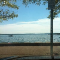 Photo taken at Canandaigua City Pier by meredith m. on 9/2/2012