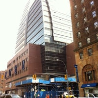 Photo taken at Baruch College - William and Anita Newman Vertical Campus by John H. on 4/30/2012