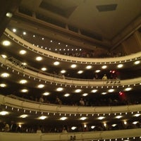 Photo taken at The Smith Center for the Performing Arts by Ray S. on 3/26/2012
