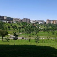 Photo taken at Parque de Invierno by Phamela M. on 7/6/2012
