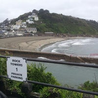Photo taken at Looe by Michał on 8/27/2012