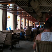 Photo taken at Black Pearl Island Grill by Larry L. on 8/18/2012