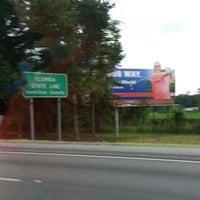 Photo taken at Interstate 75 by Ciara M. on 7/22/2012