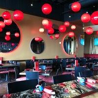Photo taken at RA Sushi Bar Restaurant by Jennie G. on 7/3/2012