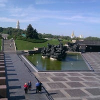 Photo taken at Площа Героїв ВВВ by Joanna G. on 9/12/2012