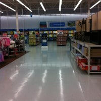 Photo taken at Walmart Supercenter by X P. on 5/20/2012