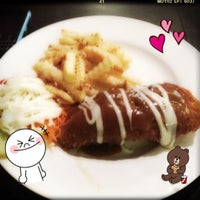 Photo taken at Solaria by 🎀 ling~fla 🎀 on 7/6/2012
