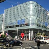 Photo taken at Moscone Center by Eduardo F. on 6/27/2012