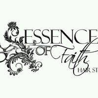 Photo taken at Essence of Faith Hair Studio by Shemika L. on 2/20/2012