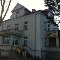 Photo taken at Willa Ostoja by Jaroslaw M. on 4/20/2012
