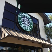 Photo taken at Starbucks by Tom S. on 3/27/2012