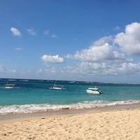 Photo taken at Nusa Dua Beach by audrey s. on 7/31/2012
