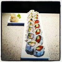 Squid Ink Sushi
