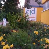 Photo taken at CJD Ilmenau,  Berufliches Bildungszentrum by Stefan U. on 7/9/2012