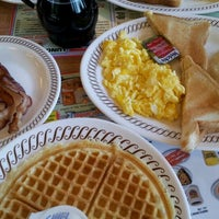 Photo taken at Waffle House by Courtez H. on 4/8/2012