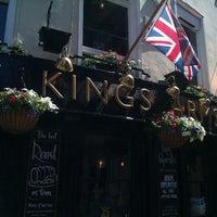 Photo taken at King's Arms by Deri J. on 5/27/2012