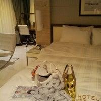 Photo taken at Hotel MATTHIEU Yeosu by hayne s. on 6/16/2012
