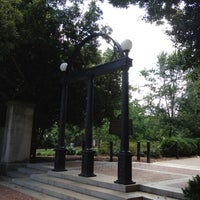 Photo taken at University of Georgia by Nathan J. on 5/6/2012