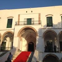 Photo prise au Palais Kobbet Ennhas par Bilel S. le6/11/2012