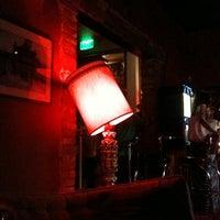 Photo taken at The Horseshoe Lounge by Katrina C. on 4/22/2012