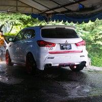 Photo taken at RAR Enterprise Car Wash by Allif edaham on 3/9/2012